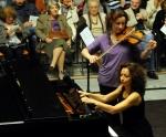 Marija Misita, violin and Nataša Mitrović, piano