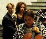 Sandra Belić, violoncello and  Uki Ovaskainen, piano