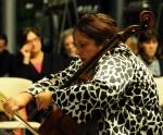 Sandra Belić, violoncello