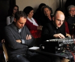 Composer Ivan Elezović listen carefully