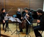 Trio Motion and Nemanja Stanković, violoncello