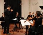 Conductor Premil Petrović and Construction Site Ensemble