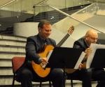 Relja Turudić i Zoran Anić, gitare