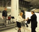 Kompozitorka Mirjana Živković čestita izvođačima