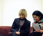 Kompozitorke Tanja Milošević i Jovanka Trbojević