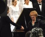 dirigent  Darinka Matić Marović i Neda Hofman, klavir