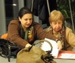 Ivana Trišić i Katarina Lazarević, organizatori Tribine