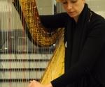 Milana Zarić, harfa