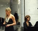 Ana Radovanović, sopran; Neda Hofman, klavir