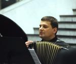 Zoran Božanić, harmonika