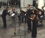 Marija Mitić, sopran Slaven Čiča, tenor Dušica Mladenović, violina Zoran Božanić, harmonika Uroš Jovanović, kontrabas dirigent: Nemanja Mitrašević