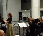 Aneta Ilić, sopran; Stana Krstajić, flauta;  Mirjana Nešković, violina;  Jožef Bisak, viola; Dejan Božić, violončelo