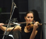 Mirjana Nešković, violina