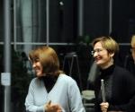 Milana Stojadinović Milić, kompozitorka čestita izvođačima