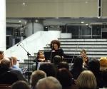 Aneta Ilić, sopran;  Mirjana Nešković, violina; Jelena Dimitrijević, violina;  Jožef Bisak, viola; Dejan Božić, violončelo