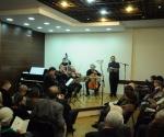 Kvintet Concertone i Goran Načevski, bariton