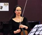 Katarina Aleksić, violiona