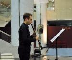 Mihajlo Samoran, klarinet