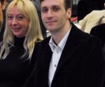 Kompozitori Smiljana Vlajić i Ljubomir Nikolić
