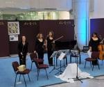 Gudački kvartet TAJJ (Novi Sad) Aleksandra Krčmar Ćulibrk i Jovanka Mazalica, violine, Jelena Filipović, viola i Timea Kalmar, violončelo
