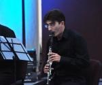 Veljko Klenkovski, klarinet