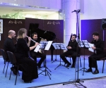 Duvački kvintet Beogradske filharmonije – Marina Nenadović, flauta; Bojan Pešić, oboa, Veljko Klenkovski, klarinet, Nenad Janković, fagot, Nenad Vasić, horna