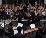 Kamerni orkestar Zabranjenog grada (Peking), dirigent Liu Shun, Gao Ping, kompozitor i pijanista