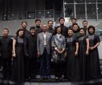 Nj. E. gospodin LI Manchang Ambasador NR Kine u RS  sa suprugom, Kamerni orkestar Zabranjenog grada (Peking) , dirigent Liu Shun