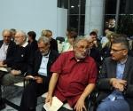 Kompozitori Rajko Maksimović, Milan Mihajlović, Zoran Erić i reditelj Nebojša Bradić