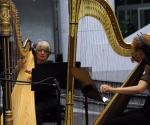 Ljiljana Nestorovska, Milena Stanišić - harfe