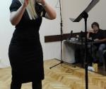 Aleksandra Lečić, flauta