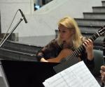 Klara Tomljanovic, gitara