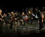 Ansambl Cantus (Hrvatska) Dirigent, umetnički direktor: Berislav Šipuš;  Solista: Marta Babić, mecosopran