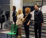 Kompozitorka Jelena Dabić sa izvođačima