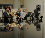 Aleksandar Solunac, truba; Milan Roksić, horna; Bodin Draškoci, trombon; Nenad Janković, fagot