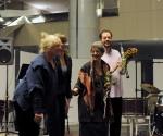 Borislav Čičovački, oboa; Ana Đurič, pantomima; Katarina Slijepčević-Stojkov, koreografija; Mirjana Živković, kompozitorka