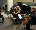 Monika Lašanc, flauta; Mladen Drenić, violina; Srđan Sretenović, violončelo; Neda Hofman, klavir