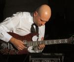 Sorin Romanesku, električna gitara