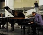 Duo LP – Sonja Lončar, klavir i Andrija Pavlović, klavir