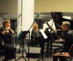 Marina Nenadovic, flauta Neda Hofman,klavir Goran Marinković,fagot