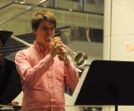 Petar Stevanović, truba