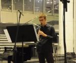 Rastko Uzunović, klarinet