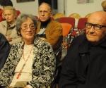 Mirjana Živković i Aleksandar Saša Popović, pesnik