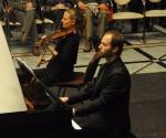 Elisa Kasini, violina Amit Dolberg, klavir