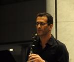 Gilad Harel, klarinet