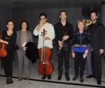 Meitar Ensemble sa Ivanom Trišić, predsednica UKSa sa ambasadorkom Izraela H.E Alona Fisher Kamm
