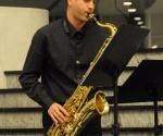 Primož Flajšman, tenor-saksofon