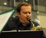Dejan Prešiček, bariton-saksofon