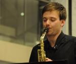 Oskar Laznik, alt-saksofon