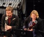 Bernhard Zachhuber, klarinet; Lorelei Dowling, fagot